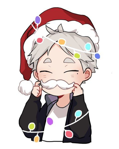 haikyuu | sugawara | chibi | New Year