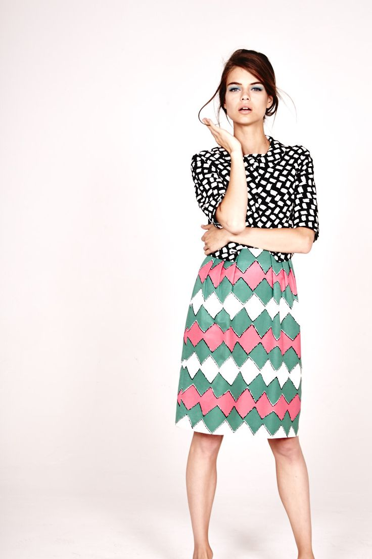 Boden emilie pencil skirt and edith top ss15 la mode for Mini boden mode