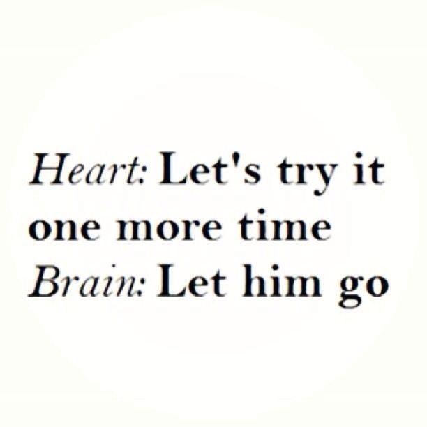 Heart vs Brain #love #battle #heart