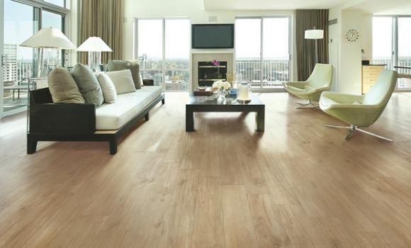 Timber Look Porcelain Tile