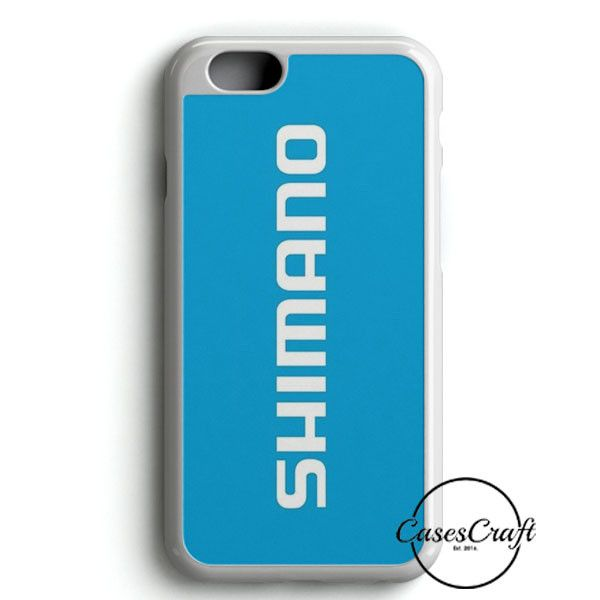 New Shimano Bike Fishing Reel iPhone 6/6S Case | casescraft