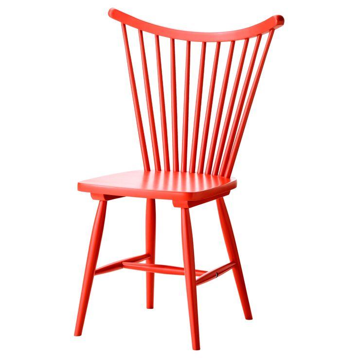 TRENDIG 2013 Stol - röd - IKEA