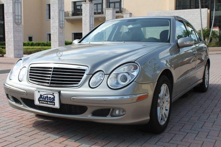 2006 Mercedes-Benz E320 CDI 3.2L CDI in ,
