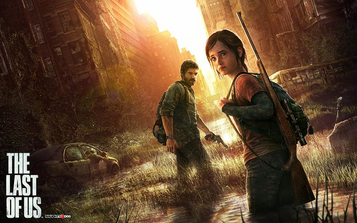 The Last Of Us - PS3 -
