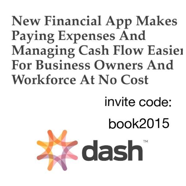 http://Getdash.io #expense #smallbusiness #billpayment #bookkeeping #entrepreneurs #b2b