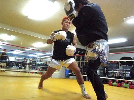 「世界を狙う」-姫路出身のムエタイ格闘家、2013年に意欲