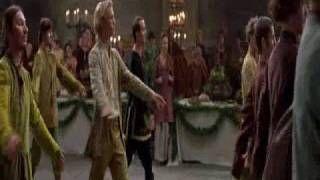 Danza en Palacio (Destino de Caballero)