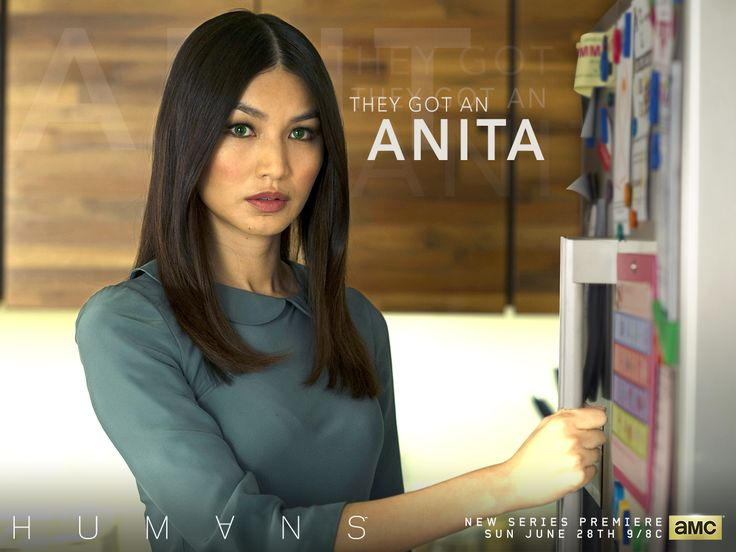 Humans(AMC): Anita Hawkins