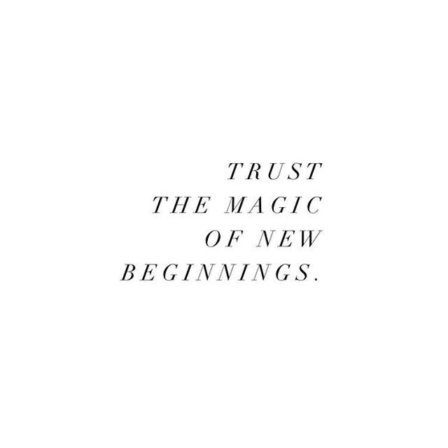 """Happy New Year, lovely people! Remember this: """"Trust the wait. Embrace the uncertainty. Enjoy the beauty of becoming. When nothing is certain, anything is possible."""" #Regram via @theblissfulmind"""
