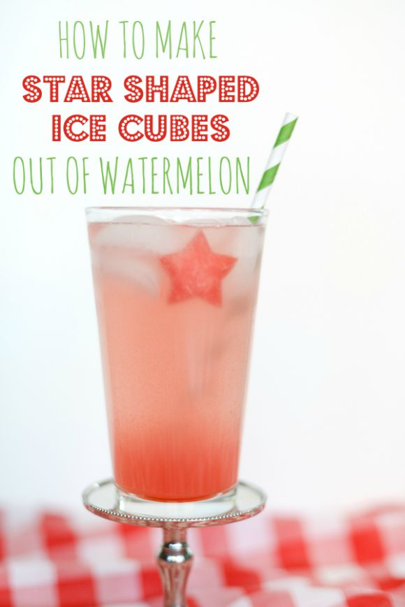 Bevroren fruit sterren !!!