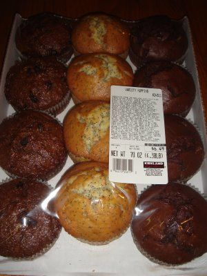 Coscto muffins