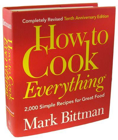 Great cookbook that everyone should have in their collection, whether you're a beginning cook or have been cooking for years.