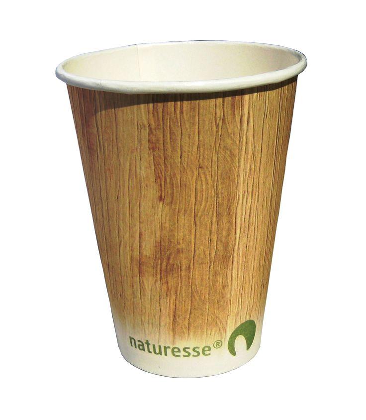 Lækkert bio-krus til kaffe, te, suppe eller lignende. Lavet i PLA.