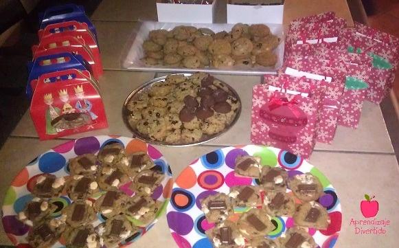 Aprendizaje Divertido: Intercambio de galletas