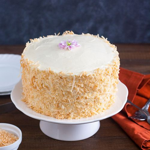 Tracey's Culinary Adventures: Tropical Carrot Cake with Cream Cheese Frosting