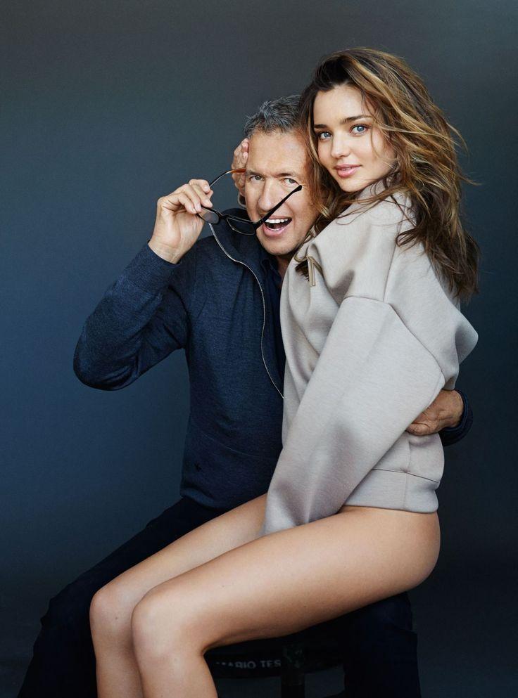 Miranda Kerr sexy photo gallery by Mario Testino | British GQ