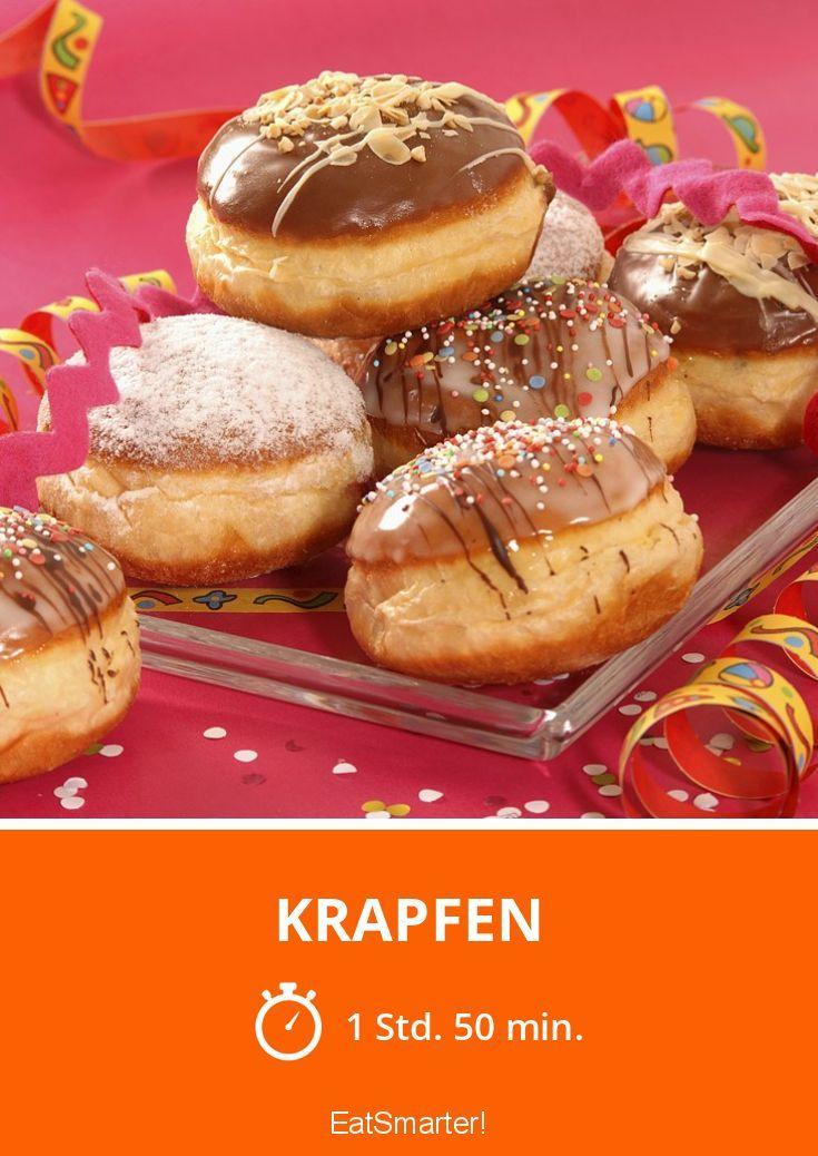 Krapfen - smarter - Zeit: 1 Std. 50 Min. | eatsmarter.de