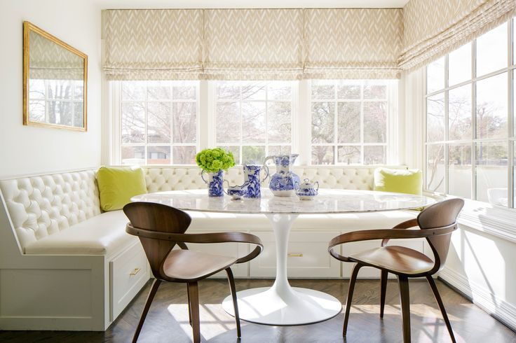 When homeowners Jenny and Jeff Staubach set out to find a new home for their growing family in Dallas, they turned to Jenny's sister, interior designer Carrie Hatfield to help them find a house that would suit their needs and style. They eventually found this house in Dallas' Greenway Parks neighborhood and Carrie got to …