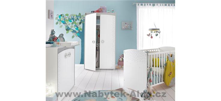 Dětský pokoj pro miminko Zoe P0H