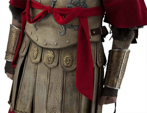 Todd's Costumes  - Gladiator Costume| General Maximus| Battle of Germania, €2,832.25 (http://www.toddscostumes.com/costumes/gladiator-movie-costumes/gladiator-costume-general-maximus-battle-of-germania/)