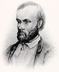 Aleksis Kivi  (10 October 1834 – 31 December 1872)  wrote the first significant novel in finnish language,   Seven Brothers (Finnish title: Seitsemän veljestä).