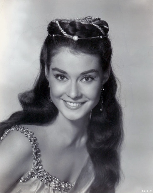 Diane Baker (b. 1938) played multiple roles on The Virginian, Bonanza, and Wagon Train.