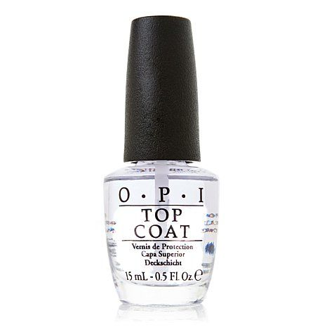 OPI Top Coat - One of the 5 best top coats to make nail polish last longer