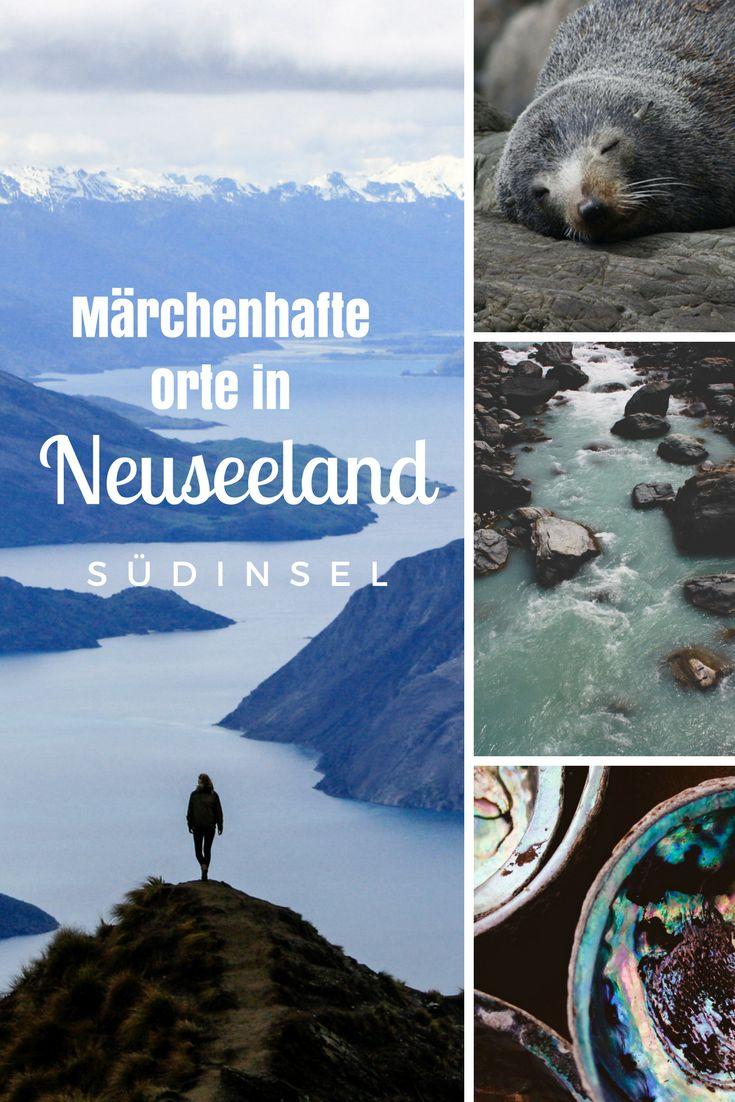 Highlights der Südinsel Neuseelands