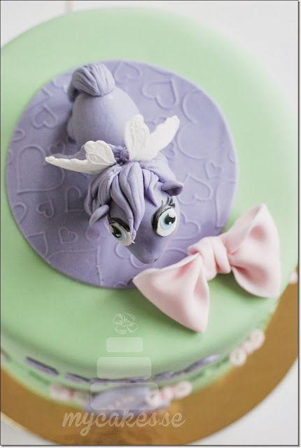 Mycakes My little pony