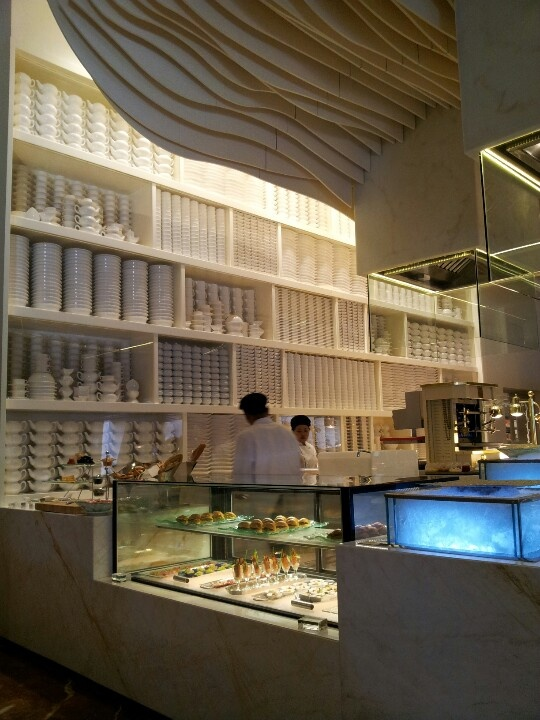 The Cafe,Mulia Hotel Bali