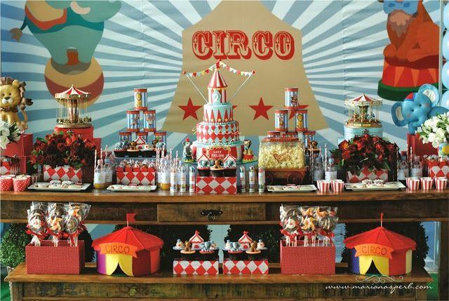 ¡Pasen y vean! El maravilloso mundo del circo