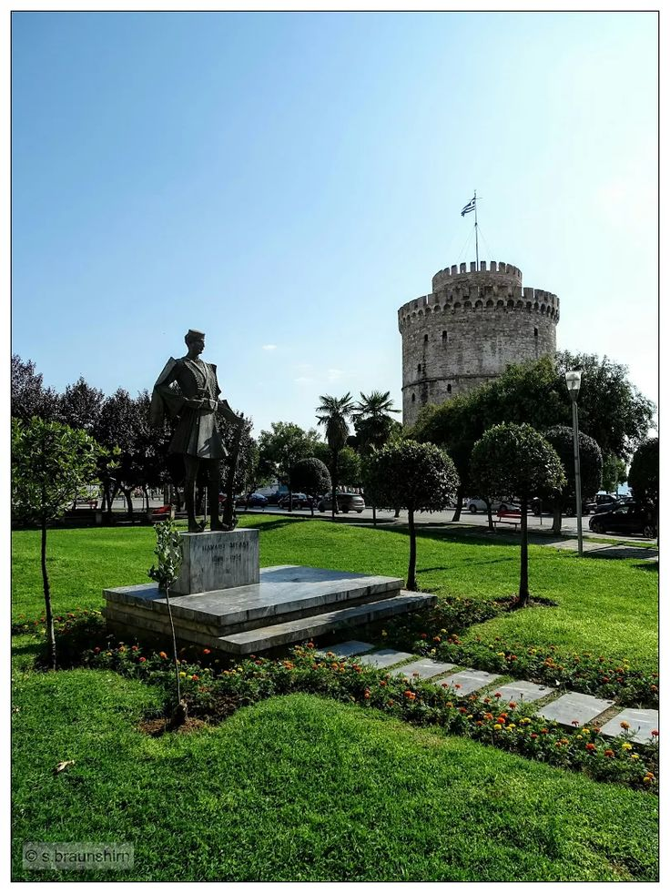 Photo: Θεσσαλονίκη (Thessaloniki)   #Θεσσαλονίκη #Μακεδονία #Ελλάδα #Thessaloniki #Macedonia #Greece #beautiful #beautifulplaces #beautifulpictures #photomaniagreece