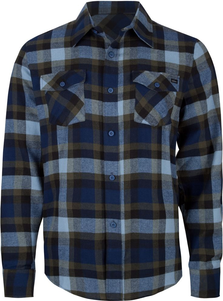 ELIXIR Neo Buffalo Mens Flannel Shirt 201800200 | Flannel Shirts | Tillys.com