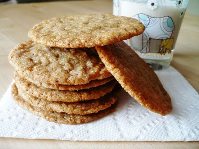Nom nom nom. These Cardamom Vanilla Snickerdoodles are gluten-free and vegan.