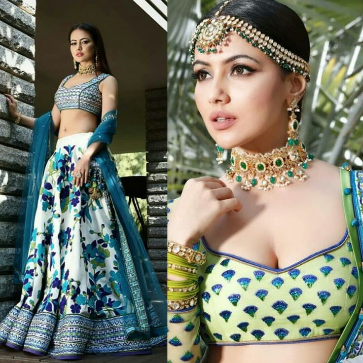 Sana khan Indian wedding outfits, Indian outfits, Indian