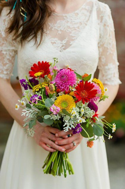 Tips For Creating A Bold Bohemian Wedding From Kc Experts