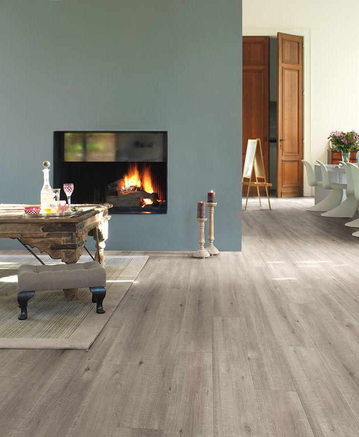 Quick-Step Impressive 'Saw cut oak grey' (IM1858) Laminate flooring - www.quick-step.com