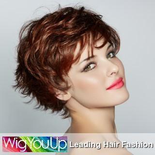 Buy WigYouUp Short Full Wig – Wavy