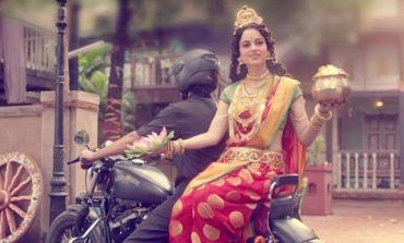 Kangana Ranaut's Viral Video As Godess Laxmi Supporting Swachh Bharat Abhiyaan
