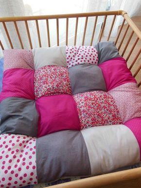 Would like a large pillow like thos to lay baby onto instead of a blanket on the floor