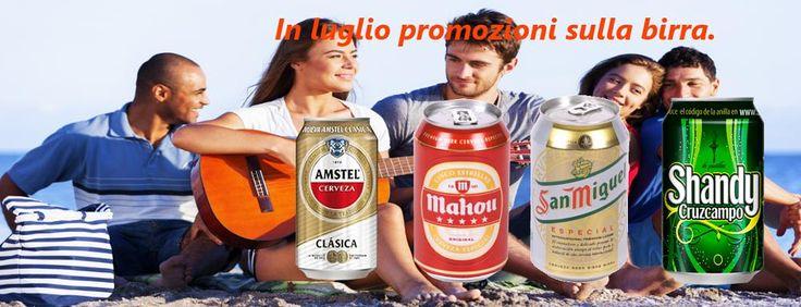Promozioni sulla birra spagnola by EspanaenCasaIT