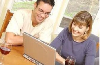 Husband and Wife Working from Home. Every new member earns commissions within 72 hours of joining! Even if you never refer anyone!: Social Marketing, Internet Marketing, Social Media Marketing, Blog Tips, Home Based Business, Make Money Online, Help People, Affiliate Marketing, Business Ideas