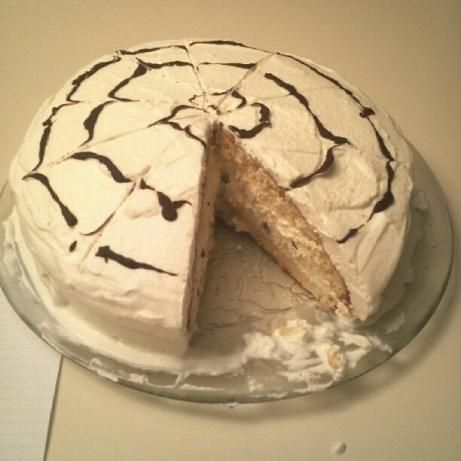 Cannoli Cake/Cannoli cake filling Don't know if I'll ever make this but at least I have the recipe! :)