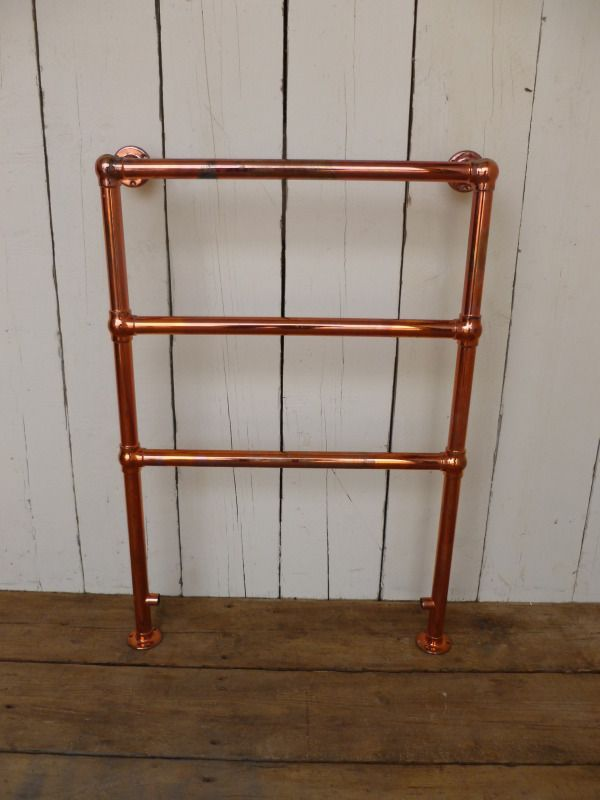 carron,Beckingham,Copper,Towel Rail,radiator,towel,rail,bathroom,cast,iron,victorian,traditional,ukaa,uk,for sale,shop,online,buy,sell,yard,architectural,salvage,reclaim,reclamation,cannock,wood,
