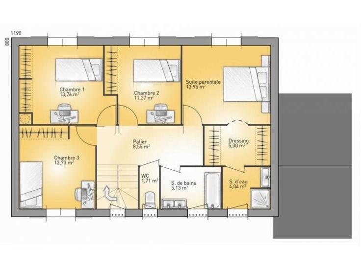 Plan de maison Bastide 155 : Vignette 2