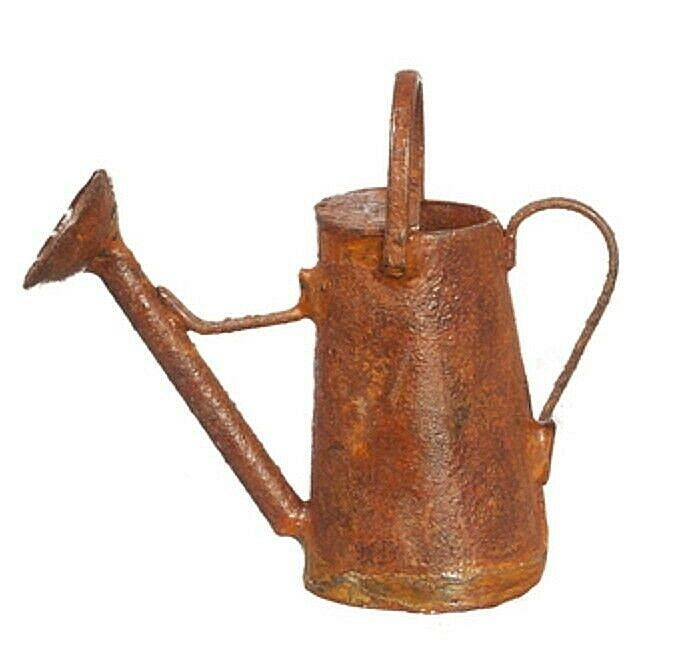 Dollhouse Miniature Fairy Garden Copper Watering Can Closeout