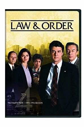 Jerry Orbach & Chris Noth - Law & Order: The Fourth Year