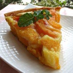 Pfirsichkuchen mit Sauerrahm – Allrecipes.com   – Desserts