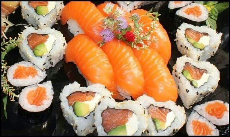 Color sushi