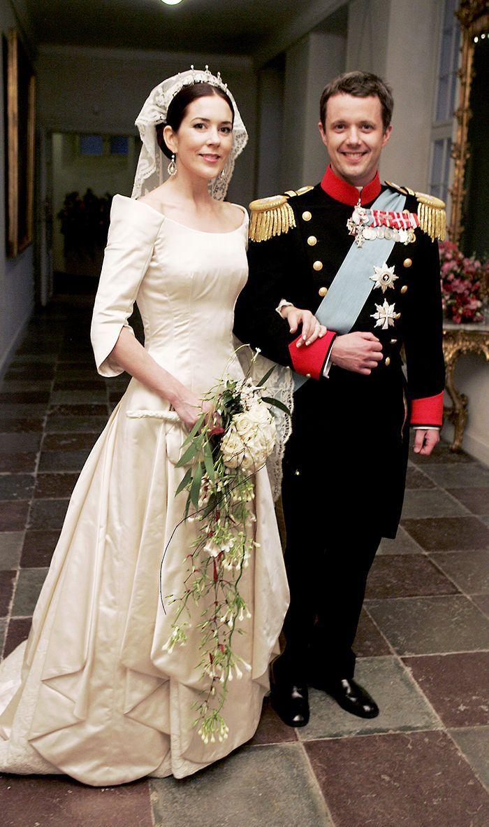 The 24 Most Stunning Royal Wedding Dresses Throughout History Royal Wedding Gowns Royal Wedding Dress Princess Wedding Dresses [ 1182 x 700 Pixel ]